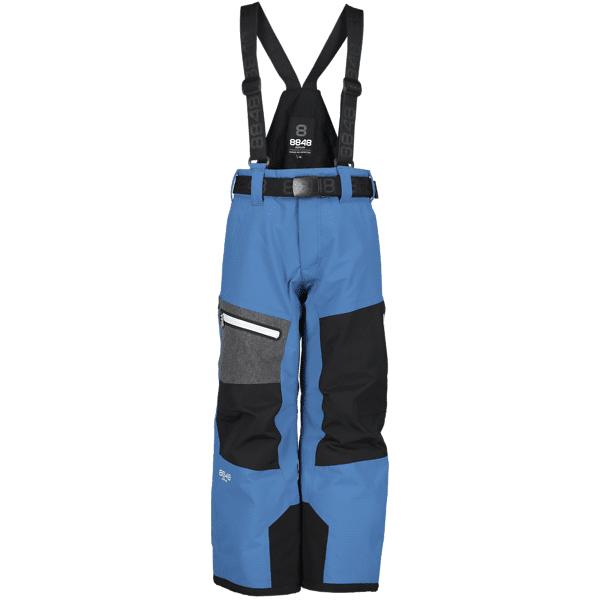 8848 Altitude J Defender Jk Pnt Lasketteluvaatteet FJORD BLUE (Sizes: 160)