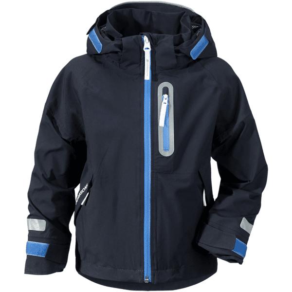 Didriksons K Lagan Jacket Kevättakit NAVY (Sizes: 120)