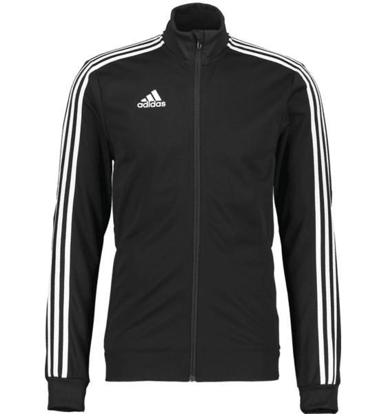 Image of Adidas Tiro 19 Trg Jkt Treenivaatteet BLACK/WHITE (Sizes: S)