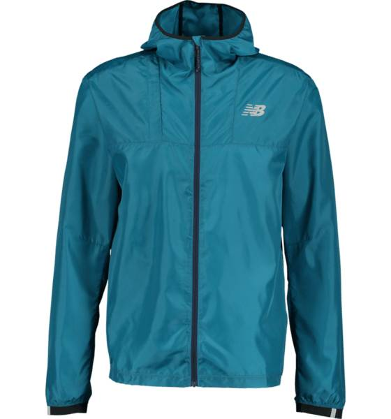 New Balance M Light Packjacket Juoksuvaatteet DKNEPTNE (Sizes: M)