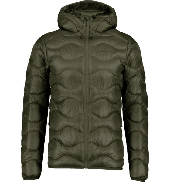 Peak Performance M Helium Hood Jacket Untuvatakit FOREST NIGHT (Sizes: L)