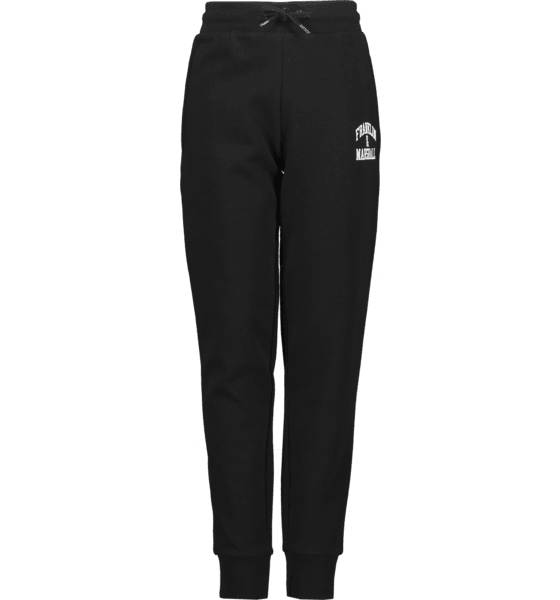 Marshall Franklin & Marshall J F And M Jogger Bottoms Collegehousut BLACK (Sizes: 12-13 Y)