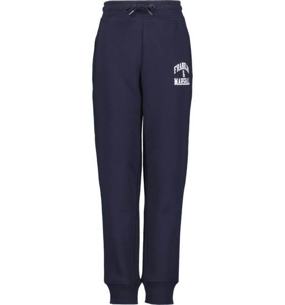 Marshall Franklin & Marshall J F And M Jogger Bottoms Collegehousut NAVY (Sizes: 14-15 Y)