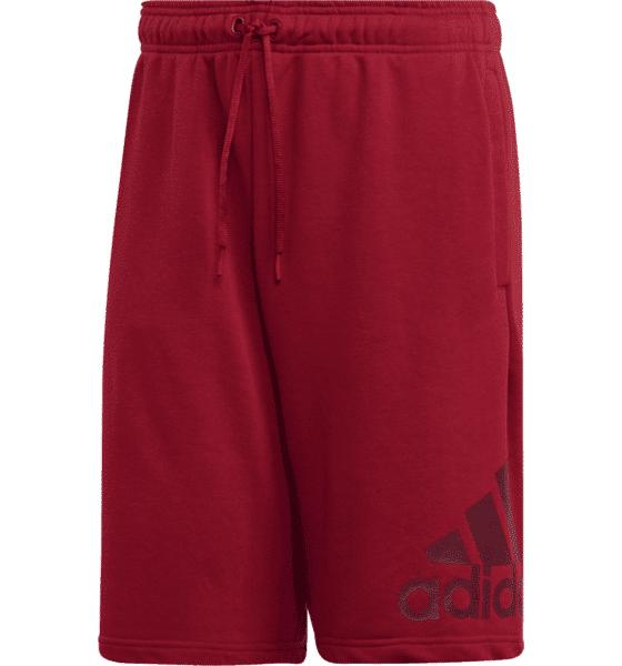 Image of Adidas M Mh Bos Short Ft Vapaa-ajan shortsit ACTIVE MAROON (Sizes: S)