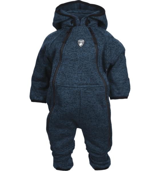 Lindberg K Bormio Baby Overall Lasketteluvaatteet PETROLEUM BLUE (Sizes: 86)