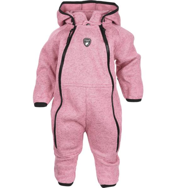 Lindberg K Bormio Baby Overall Lasketteluvaatteet PINK (Sizes: 80)