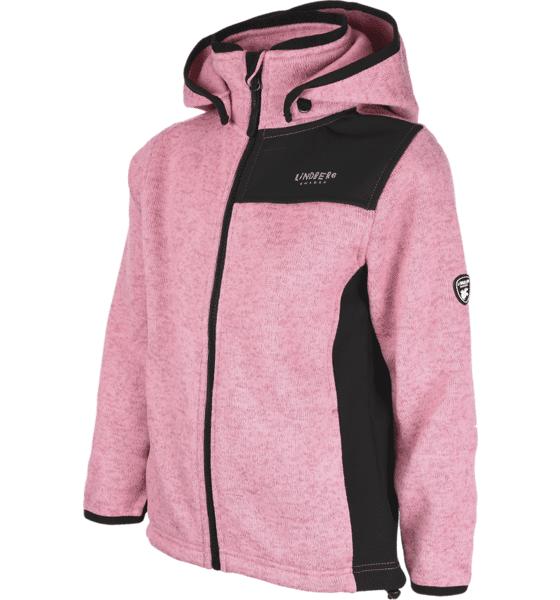 Lindberg K Bormio Jacket Lasketteluvaatteet PINK (Sizes: 110)
