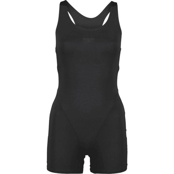Speedo W Myrtle Legsuit Uimapuvut BLACK (Sizes: 42)