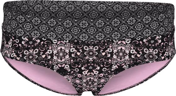 Image of Odd Molly W Blossom Bikini Bottom Bikinit BLACK (Sizes: 4)