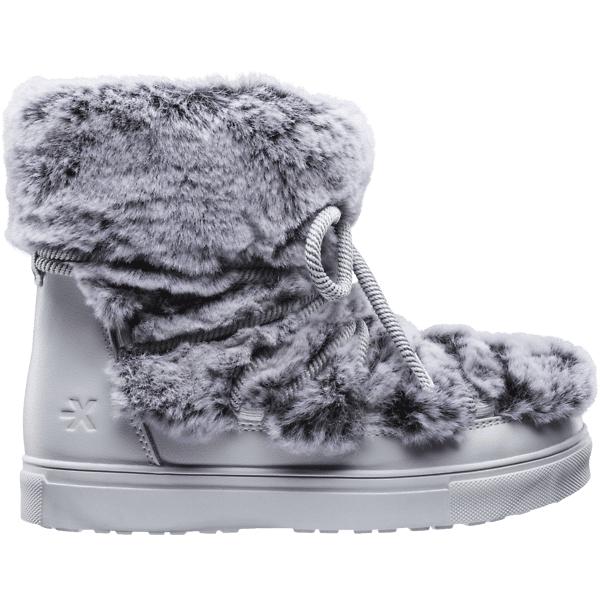 Everest J Snow Furry Boot Varsikengät GREY (Sizes: 38)