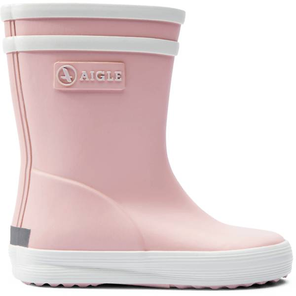 Aigle K Baby Flac Rubberboot Kumisaappaat GUIMAUVE (Sizes: 21)