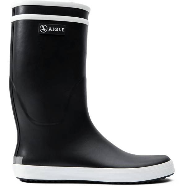Aigle J Lollypop Rubberboot Kumisaappaat MARINE (Sizes: 30)