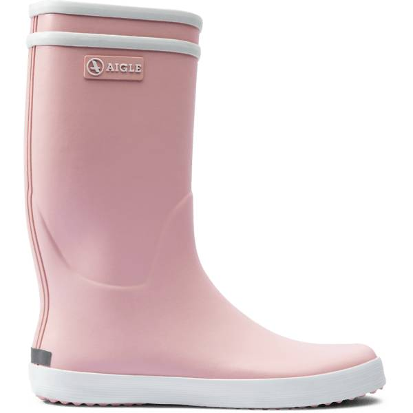 Aigle J Lollypop Rubberboot Kumisaappaat GUIMAUVE (Sizes: 27)