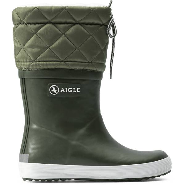 Aigle K Giboulee High Kumisaappaat KAKI (Sizes: 22)