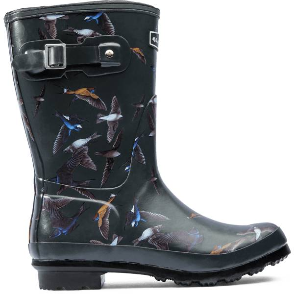LaCrosse W Welly 10 Trekkingkengät BIRD PRINT/DARK SH (Sizes: 36)