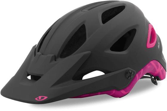 Giro W Montara Mips Pyöräilykypärät MATT BLK/PINK CRYS (Sizes: S)