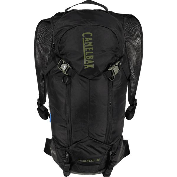 Camelbak T.o.r.o Protect 8 Pyöräilytarvikkeet BLACK/BURNT OLIVE (Sizes: One size)