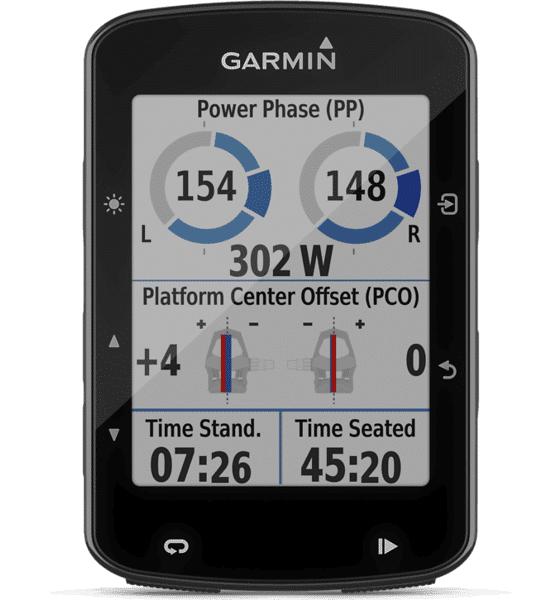 Image of Garmin Edge 520 Plus Pyöräilytarvikkeet BLACK (Sizes: One size)