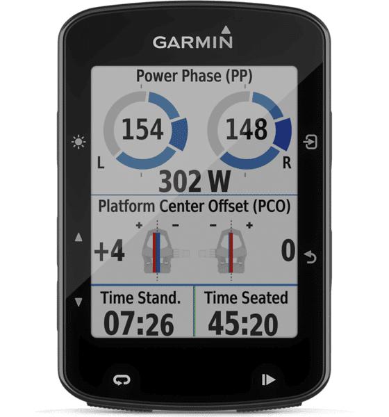 Image of Garmin Edge 520 Plus Hrm Bundle Pyöräilytarvikkeet BLACK (Sizes: One size)