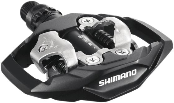 Shimano Pd-m530 Pyöräilytarvikkeet BLACK (Sizes: No Size)