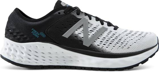 New Balance M Freshfoam 1080 Juoksukengät WHITE/BLACK (Sizes: US 11)