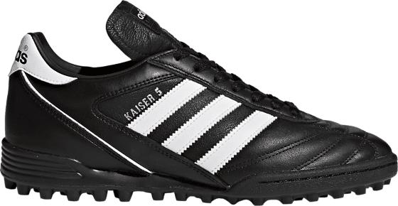 Adidas Kaiser 5 Team Tf Jalkapallokengät BLACK/WHITE (Sizes: UK 12.5)