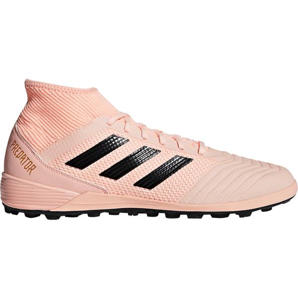 Adidas Predator Tango 18.3 Tf Jalkapallokengät CLEORA/CBLACK/CLEO (Sizes: UK 8.5)