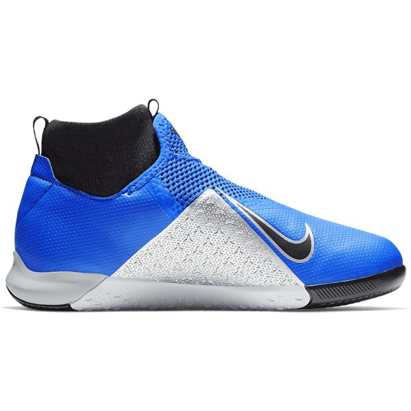 Nike Jr Phantom Vsn Academy Df Ic Jalkapallokengät RACER BLUE/RACER B (Sizes: US 6)