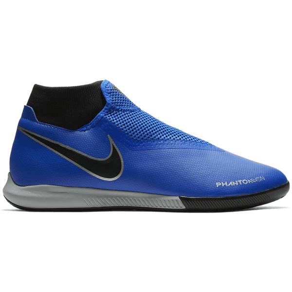 Nike Phantom Vsn Academy Df Ic Jalkapallokengät RACER BLUE/RACER B (Sizes: US 8)