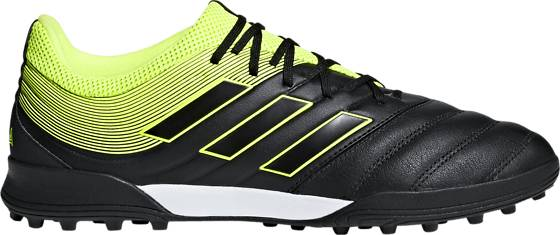 Adidas Copa 19,3 Tf Jalkapallokengät CBLACK/SYELLO/CBLA (Sizes: UK 12)