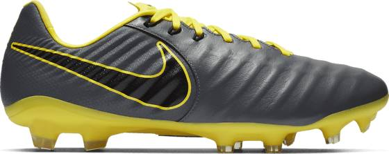Nike Tiempo Legend 7 Pr Fg Jalkapallokengät DARK GREY/BLACK-OP (Sizes: US 11)