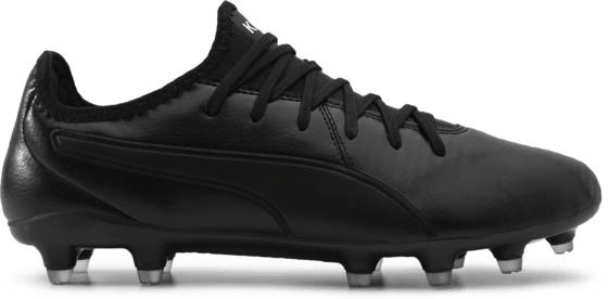 Puma King Pro Fg Jalkapallokengät PUMA BLACK-PUMA WH (Sizes: UK 6)