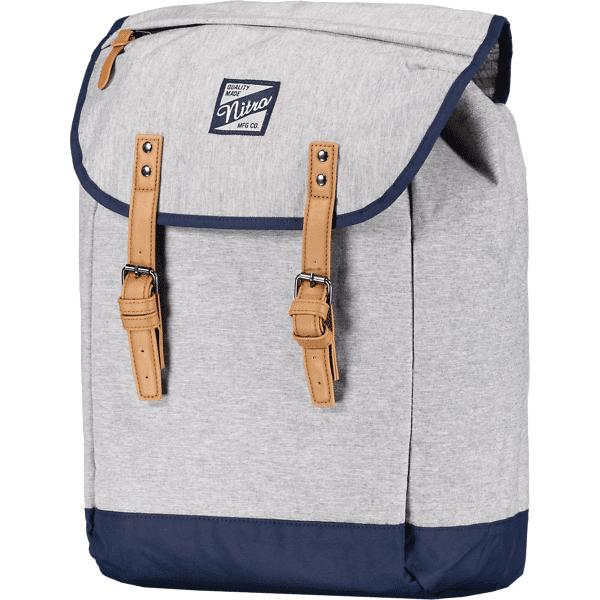 Nitro Venice Backpack Reput MORNING MIST (Sizes: One size)