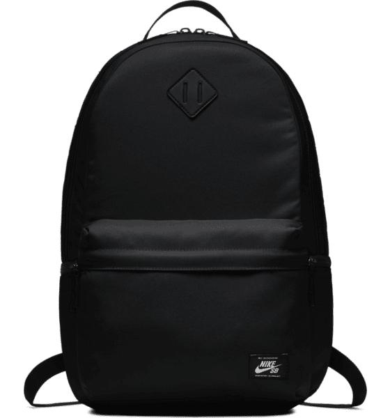 Nike Sb Sb Icon Backpack Reput BLACK/BLACK/WHITE (Sizes: One size)