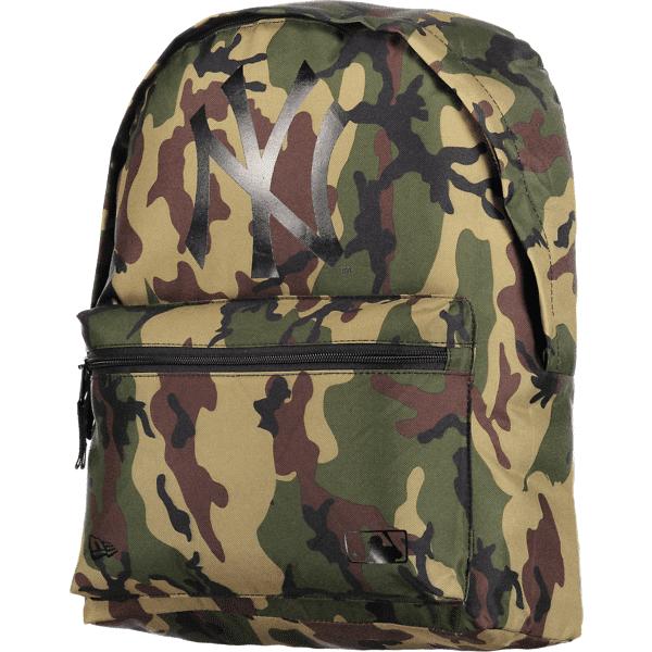 New Era Mlb Backpack Reput WOODLAND CAMO (Sizes: No Size)