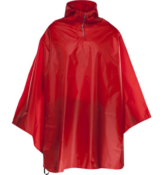 Everest U Poncho Retkeilyvaatteet CORALL (Sizes: One size)