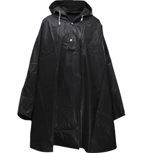 Revolution U Poncho Retkeilyvaatteet BLACK (Sizes: One size)