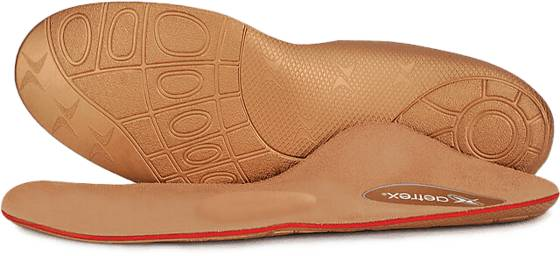 Aetrex M Casual Series Kenkätarvikkeet CUPPED/SUPPORTED - 05 (Sizes: 9)