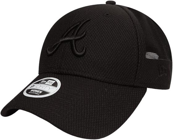 New Era 940 W Sportmesh Lippikset BLACK (Sizes: One size)