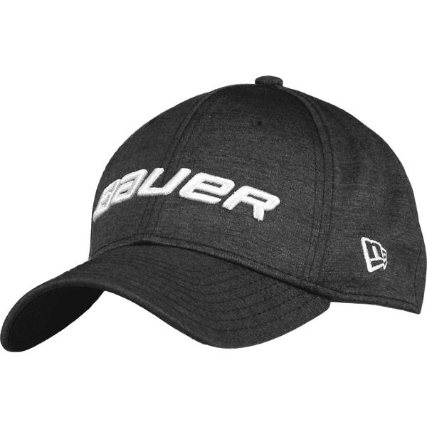 Bauer New Era 39thirty Lippikset BLACK (Sizes: M/L)