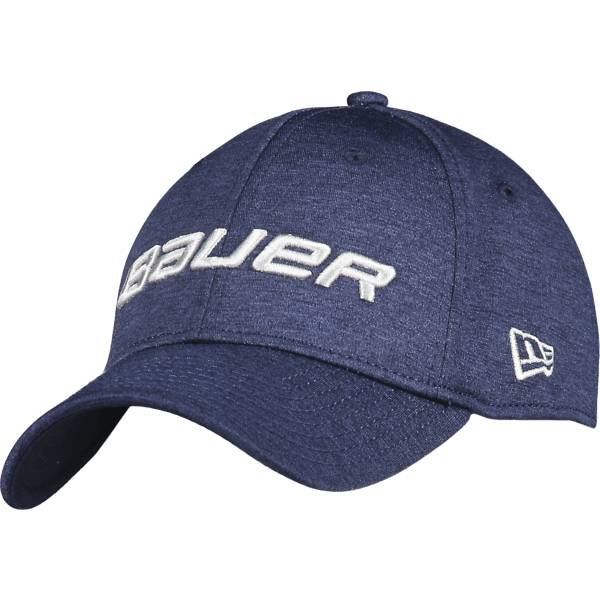 Bauer New Era 39thirty Lippikset NAVY (Sizes: M/L)