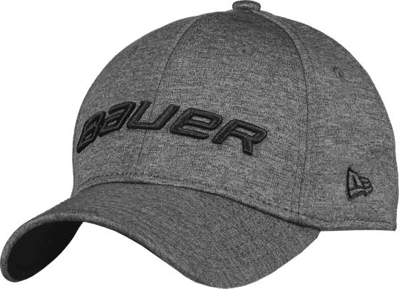 Bauer New Era 39thirty Lippikset DARK GREY (Sizes: S/M)