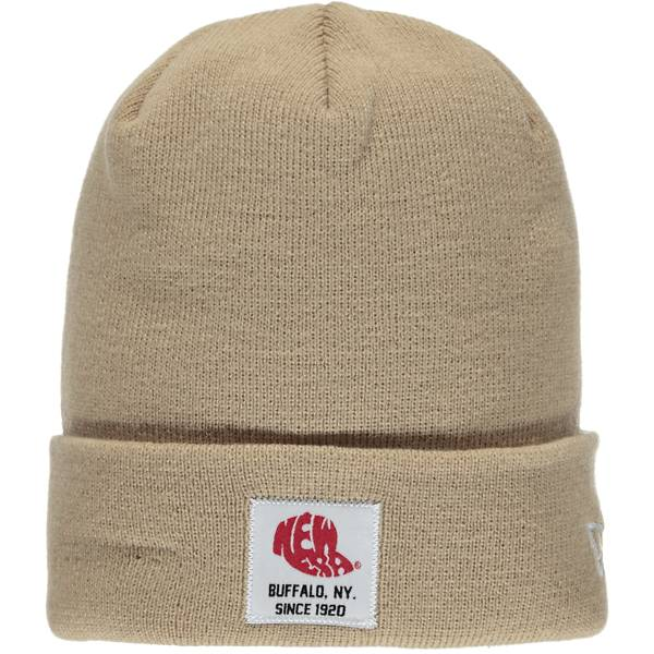 New Era Outdoor Knit Pipot CAMEL (Sizes: One size)
