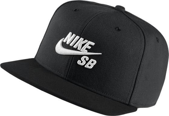 Nike Sb U Nike Pro Cap Lippikset BLACK (Sizes: One size)