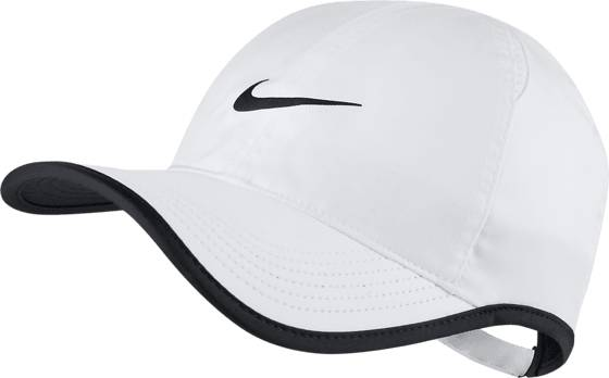 Image of Nike U Nk Arobill Fthrlt Cap Tennisvaatteet WHITE (Sizes: One size)