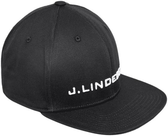 J Lindeberg M Colton Flexi Cap Golfvaatteet BLACK (Sizes: One size)