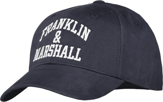Marshall Franklin & Marshall J Franklin Logo Cap Lippikset NAVY BLAZER (Sizes: One size)