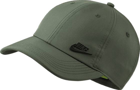 Image of Nike U Nsw Arobill H86 Cap Mt Ft Tf Lippikset GALACTIC JADE (Sizes: One size)