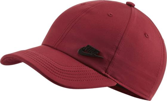 Image of Nike U Nsw Arobill H86 Cap Mt Ft Tf Lippikset TEAM RED (Sizes: One size)
