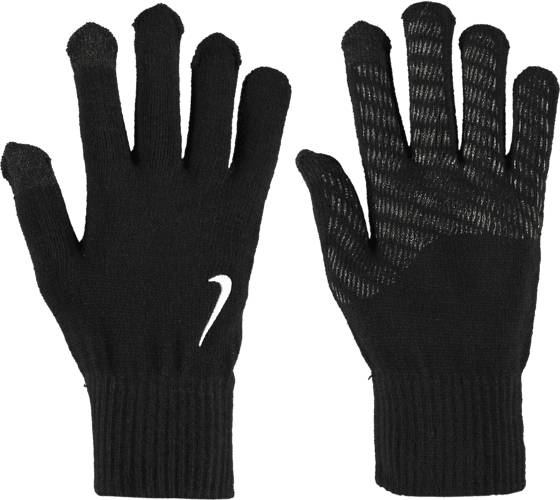 Image of Nike U Knit Tech Glove Retkeilyvaatteet BLACK/WHITE (Sizes: S/M)